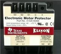 41AA1600E/41AA1606E德州仪器KLIXON 电机保护模块