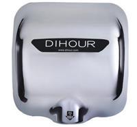 DIHOUR迪奥单面干手机DH2800不锈钢高速干手器 不带接水盘干手机  高速干手器 干手机 DH2800