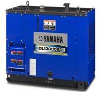日本原装进口雅马哈YAMAHA柴油发电机EDL18000STE 三相 18KVA EDL18000STE