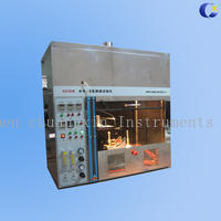 UL94 combustion chamber, IEC60695 flammability tester