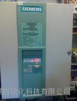 西門子6RA70面板顯示故障F001維修