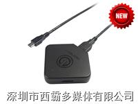 乐扩 USB3.0 Type-C 集线器+*** IO-HCR7481C-2UR