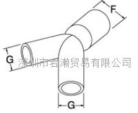 日本SUIDEN 瑞电2分岐管 瑞电2分岐管