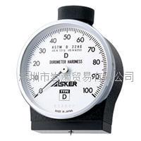 Asker奥斯卡,D型硬度计 D型硬度计