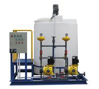電廠爐外加藥系統
