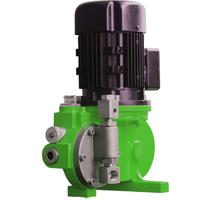 WaxChy系列WB型液壓隔膜計量泵 WB0270S028D1MNN