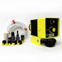 米顿罗计量泵LMI加药泵电磁隔膜泵B126-398TI流量9.5LPH压力6.9Bar B126-398TI