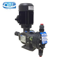 M101PPSV流量0-101LPH意大利OBL計量泵機械隔膜加藥泵 M101PPSV