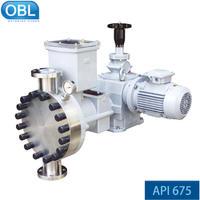 意大利OBL泵X9液壓隔膜計量泵 X9