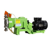 PULSA Series880-S-E液壓平衡隔膜計量泵美國帕斯菲達泵