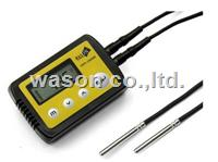 External dual/double probe high temperature data logger  WS-T21HPRO