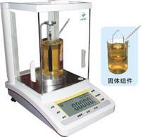 0.001g电子密度天平 JA3003J