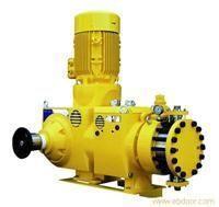 液压隔膜计量泵 MILROYAL B系列高性能液压隔膜计量泵