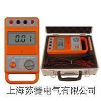 DER2571P接地电阻测量仪(地阻表) DER2571P