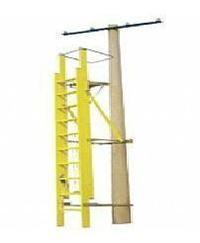 ST专业生产优质绝缘关节梯 升降式绝缘梯绝缘抱杆梯 ST