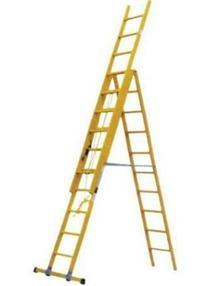 ST电力检修绝缘梯, 玻璃钢电工人字梯,3米合梯 ST