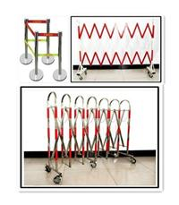 WL绝缘伸缩围栏电力安全围栏|不锈钢带式伸缩围栏 WL