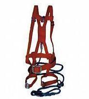 ST双背全方位保护式安全带