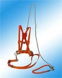 ST高空作业安全带,红色单保险安全带报价,白色全身式安全带 ST