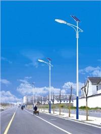 崇明岛太阳能路灯