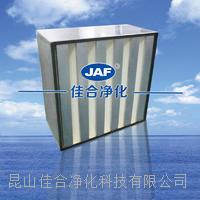 重庆大风量W型组合过滤网高效过滤器医院ICU中央空调过滤网-佳合净化 033
