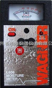 美国WAGNER木材测湿仪L606 L606