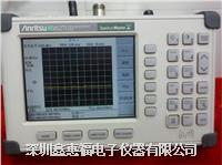 供应日本安立MS2711D手持式频谱分析仪  MS2711D