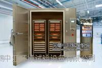 液氮双开门柜式速冻机
