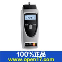 testo 470转速仪 德图机械转速测量 转速计