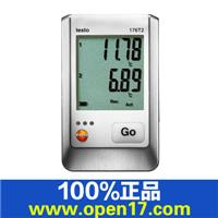 testo 176T2温度记录仪
