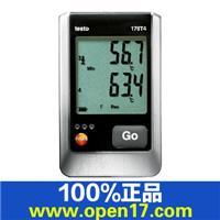 testo 176T4温度记录仪