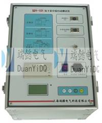SDY101抗幹擾介質損耗測試儀
