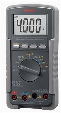 RD701数字万用表 RD701