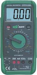 DY2105机械保护式数字万用表 DY2105