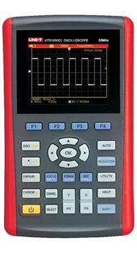 UTD1050CL手持式数字存储示波器 UTD1050CL