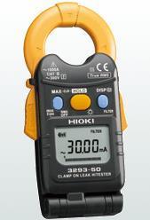 3293-50泄漏電流鉗型表 3293-50