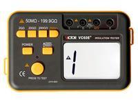 VC60E+絕緣電阻測試儀 VC60E+