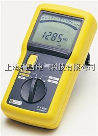 CA6521數字絕緣測試儀 CA6521