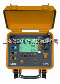 CA6474多功能高压铁塔测试仪 CA6474