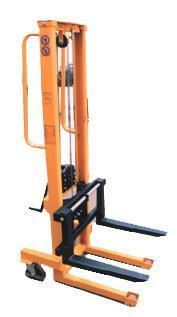 BYSJ012手摇式装卸车(机械式) BYSJ012