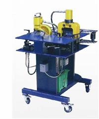 液压万能母线加工机 液压万能母线加工机