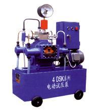 压力自控电动试压泵4DSK400/6.3 4DSK400/6.3