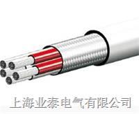250℃级氟塑料测温电缆 YT