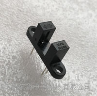 自带双孔码盘定位光电开关H206