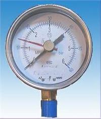 定位压力表Y-60D/100D/150D