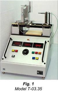 德国PTL灼热丝试验仪 T03.35/T03.81/T03.82/T03.84/T03.86/T03.89