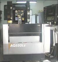 线切割加工 日本全新沙迪克AQ550LS型机床