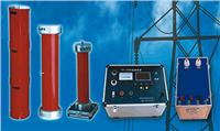 Frequency series-resonant voltage test equipment