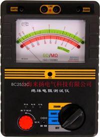 接地电阻测试表 BY2571