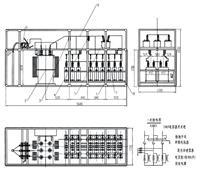 21-10-6000/334-AK片架式补偿装置 LY-TBB